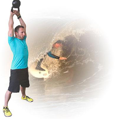 Houston Surf Fitness Trainer